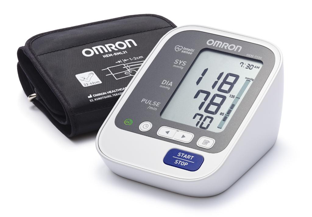 omron-misuratori-pressione